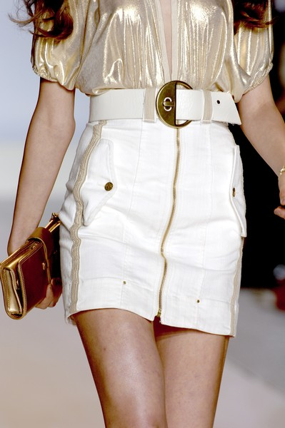 Diesel Black Gold at New York Spring 2007 (Details)