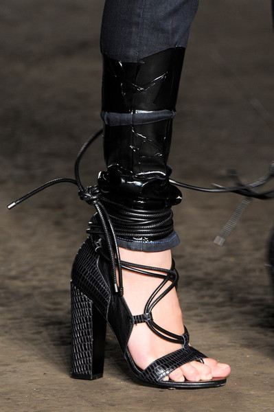 Diesel Black Gold at New York Spring 2013 (Details)