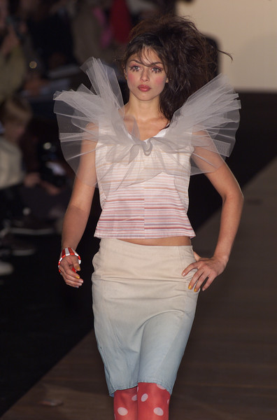 Diesel StyleLab at Paris Spring 2001