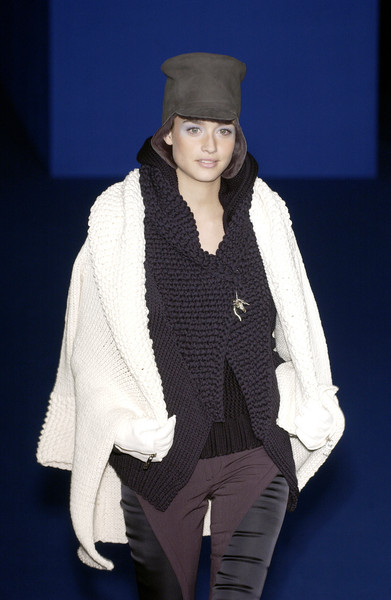 Dirk Bikkembergs at Milan Fall 2005