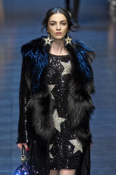 Dolce & Gabbana at Milan Fall 2011
