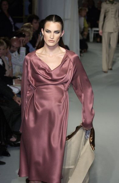 Dominique Sirop at Couture Fall 2005