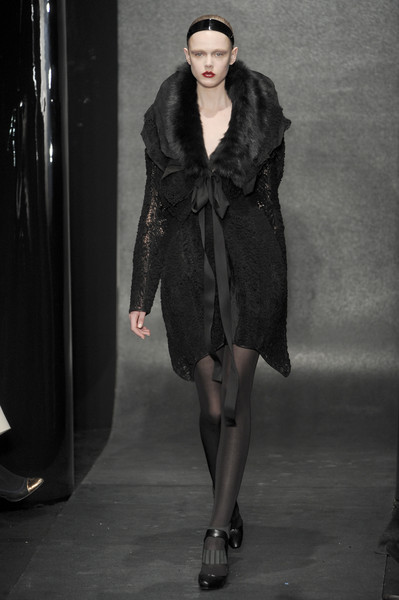 Donna Karan at New York Fall 2010