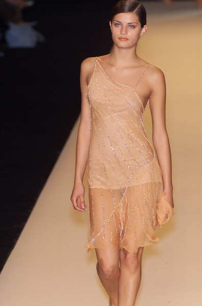 Donna Karan at New York Spring 2001