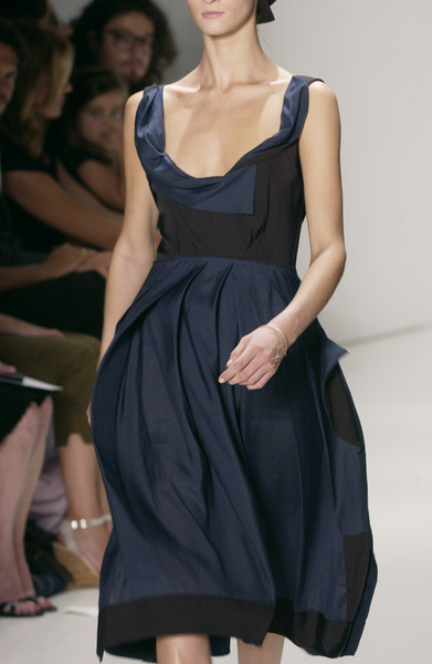 Donna Karan at New York Spring 2006 (Details)