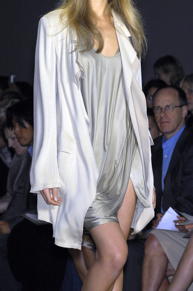 Donna Karan at New York Spring 2009 (Details)