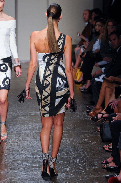 Donna Karan at New York Spring 2012