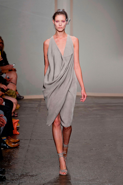 Donna Karan at New York Spring 2013