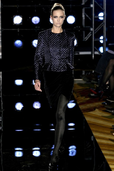 Douglas Hannant at New York Fall 2007