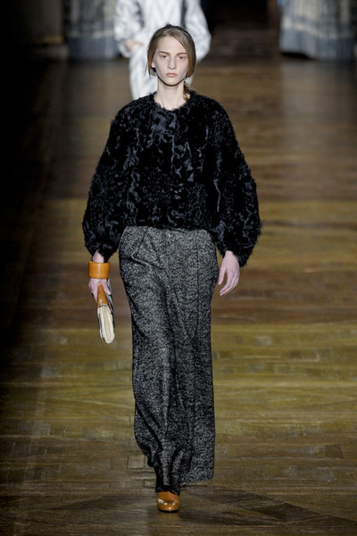 Dries Van Noten at Paris Fall 2011