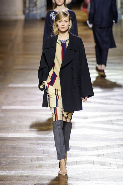 Dries Van Noten at Paris Fall 2013