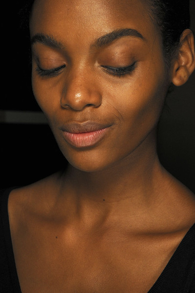 Dries Van Noten at Paris Spring 2012 (Backstage)