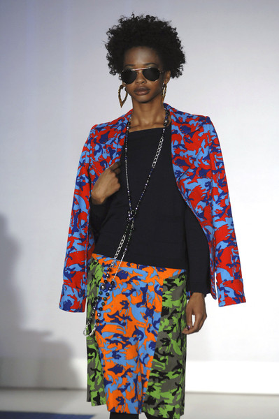 Duro Olowu at London Fall 2008
