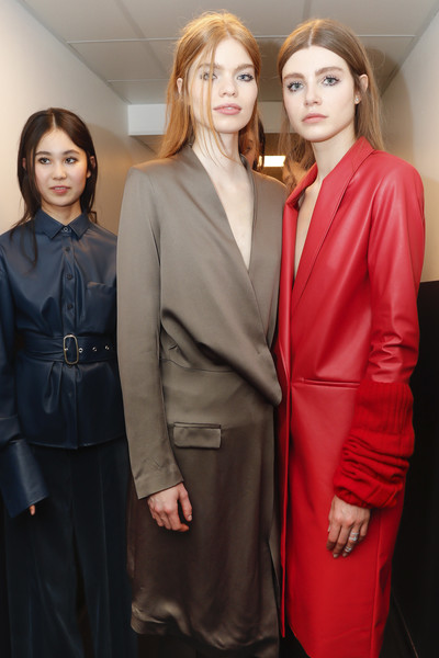 Each X Other Bks Bis at Paris Fall 2019 (Backstage)
