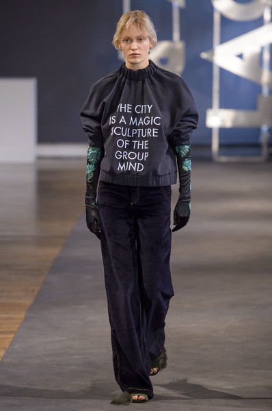 Each X Other at Paris Fall 2017