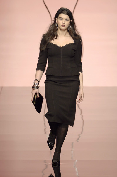 Elena Miro at Milan Fall 2006