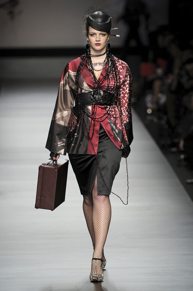 Elena Miro at Milan Fall 2010