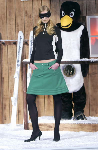 Eleykishimoto Ellesse at London Fall 2005