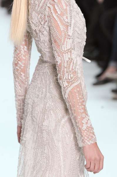 Elie Saab at Couture Spring 2012 (Details)