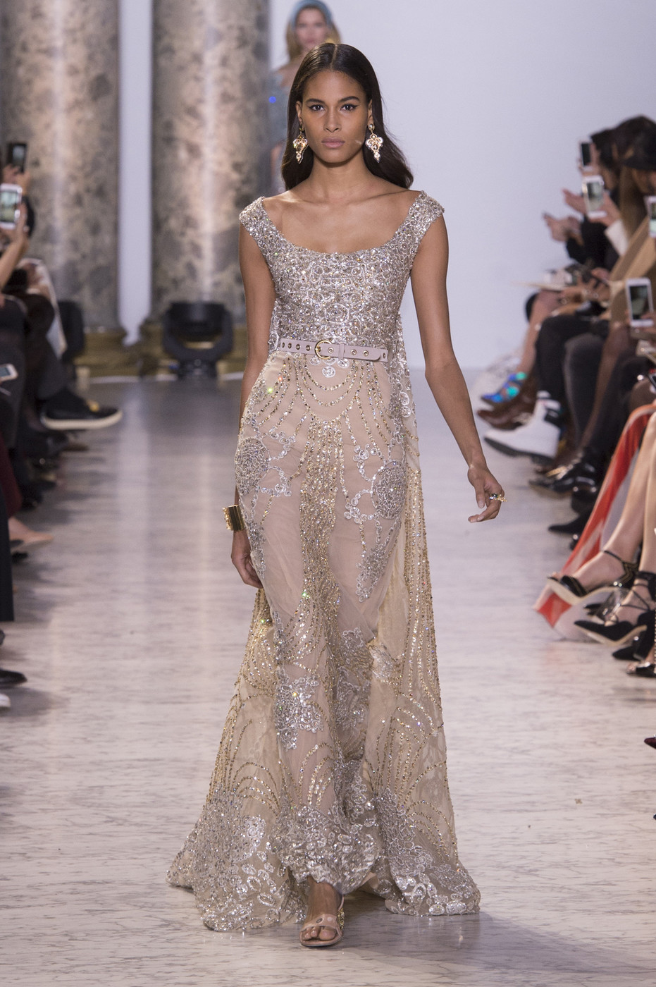 Elie saab at couture spring 2017 livingly for Couture 2017