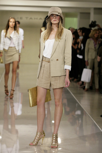 Elie Tahari at New York Spring 2010