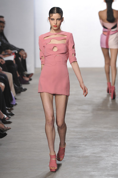 Elliot Atkinson at London Spring 2010