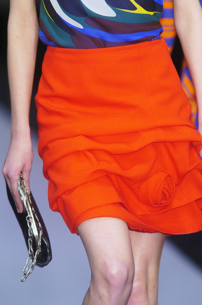 Emanuel Ungaro at Paris Fall 2005 (Details)