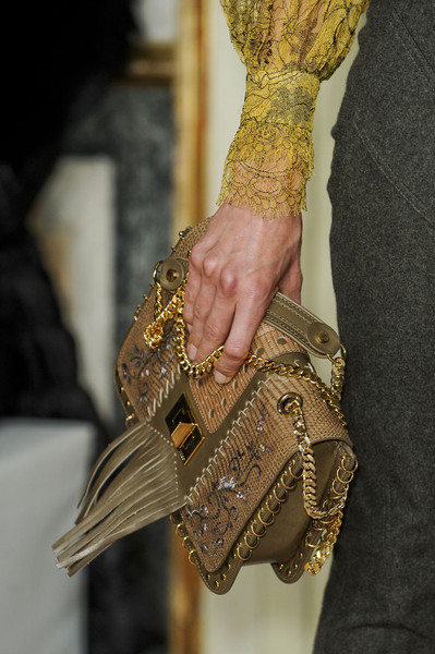 Emilio Pucci at Milan Fall 2011 (Details)