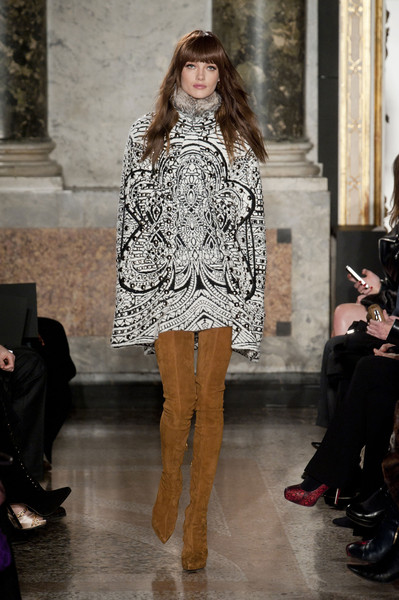 Emilio Pucci at Milan Fall 2013