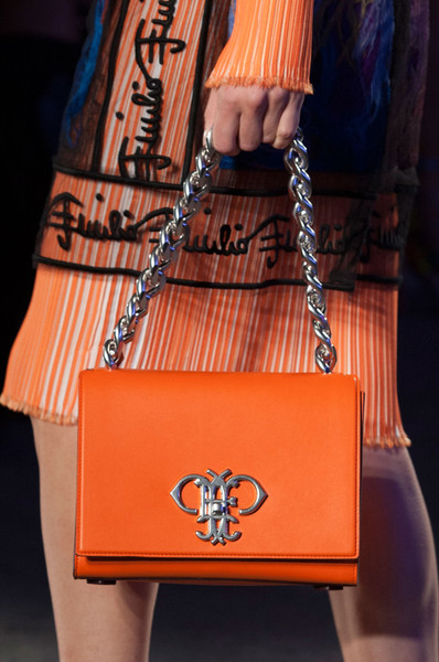 Emilio Pucci at Milan Spring 2016 (Details) [orange,fashion,handbag,tan,bag,street fashion,fashion accessory,material property,peach,leather,handbag,emilio pucci,fashion,discounts,allowances,dollar,street fashion,price,canada,milan fashion week,handbag,canada,fashion,canadian dollar,discounts and allowances,givenchy,italy,price]