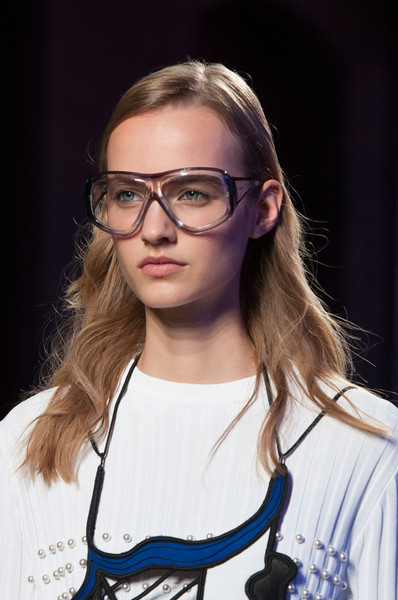 Emilio Pucci at Milan Spring 2016 (Details) [eyewear,hair,glasses,hairstyle,cool,vision care,beauty,eyebrow,fashion,blond,sunglasses,emilio pucci,socialite,fashion,hair,hair,glasses,hair coloring,health,milan fashion week,emilio pucci,glasses,hair coloring,hair m,fashion,long hair,sunglasses,health,hair,socialite]