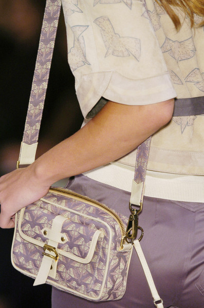 Emma Cook at London Spring 2006 (Details)