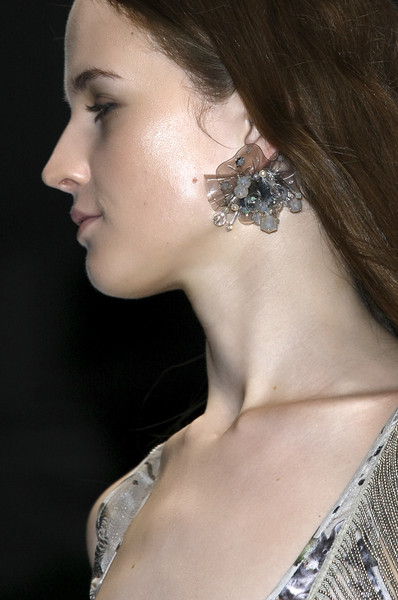 Emma Cook at London Spring 2009 (Details)