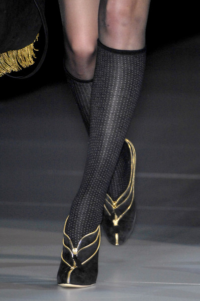 Emporio Armani at Milan Fall 2009 (Details)