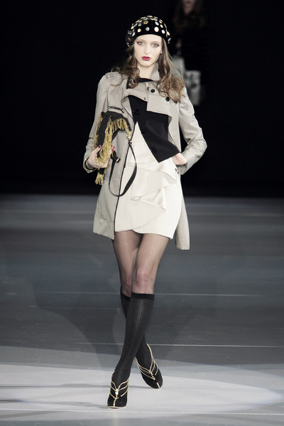 Emporio Armani at Milan Fall 2009