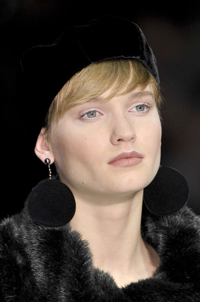Emporio Armani at Milan Fall 2011 (Details)