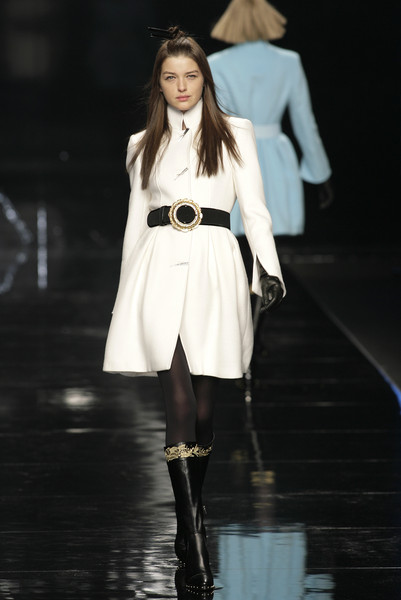 Enrico Coveri at Milan Fall 2007
