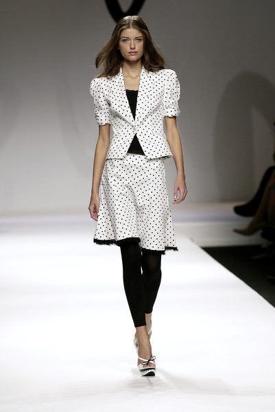 Enrico Coveri at Milan Spring 2007