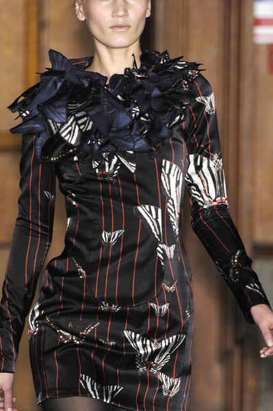 Erdem at London Fall 2007 (Details)
