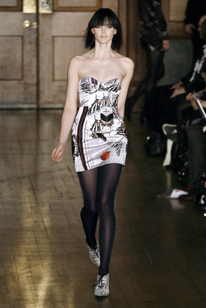 Erdem at London Fall 2007