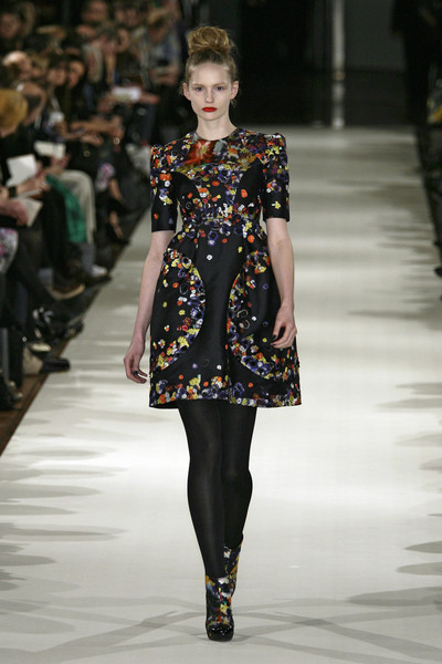 Erdem at London Fall 2009