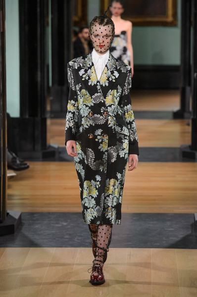 Erdem at London Fall 2018