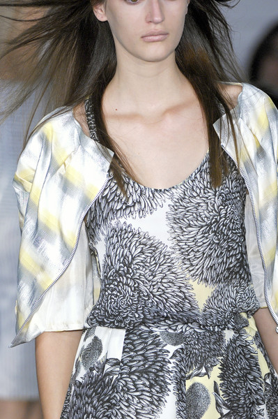 Erdem at London Spring 2008 (Details)