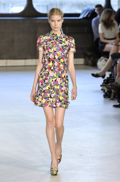 Erdem at London Spring 2010