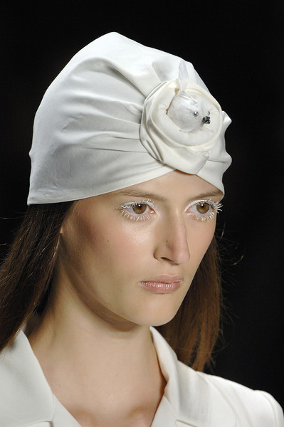 Erin Fetherston at New York Spring 2008 (Details) [white,clothing,headgear,fashion accessory,hat,bonnet,cap,bridal accessory,fashion accessory,erin fetherston,hat,fashion,model,capital asset pricing model,headpiece,accessory,beauty.m,new york fashion week,headpiece,hat,fashion,model,capital asset pricing model,beauty.m]