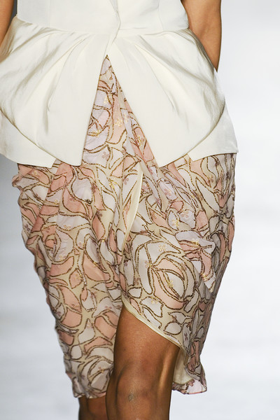 Erin Fetherston at New York Spring 2011 (Details)