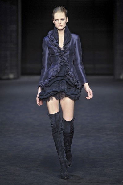 Ermanno Scervino at Milan Fall 2009