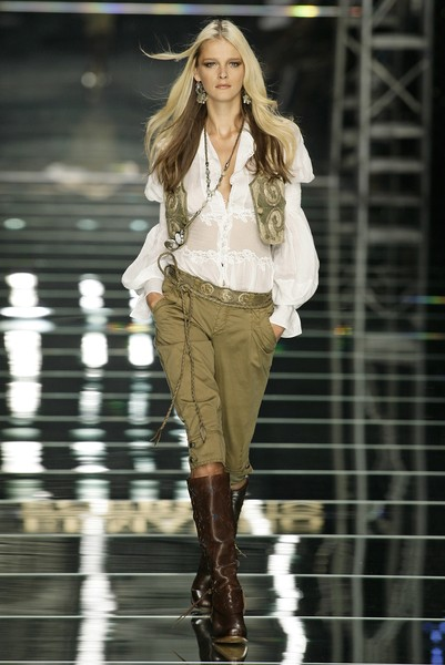 Ermanno Scervino at Milan Spring 2007