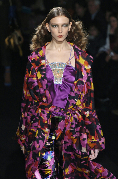 Etro at Milan Fall 2004