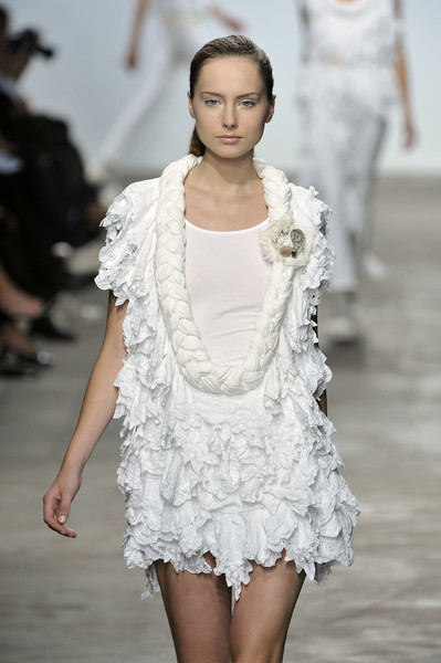 Eun Jeong Hong at London Spring 2009